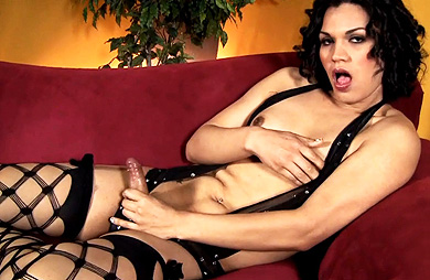 Gabby. Lascivious Gabby rides the have sexual intercourse machine